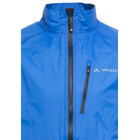 VAUDE Drop III Jas Heren blauw